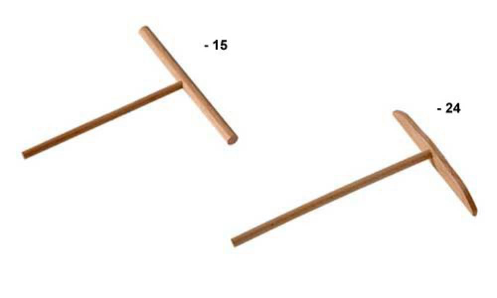 Круглые палочки своим руками 150